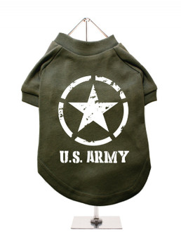 U.S. Army Dog T-Shirt