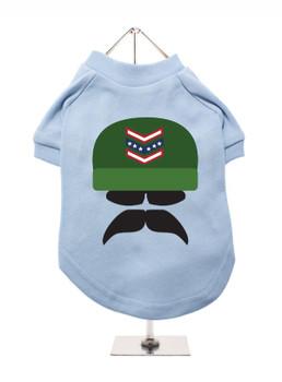 Sergeant Badass Dog T-Shirt
