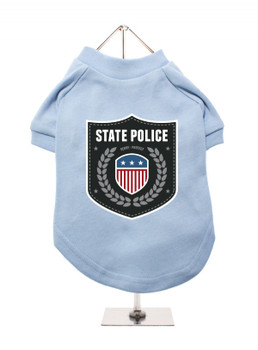 State Police Dog T-Shirt