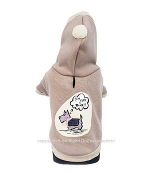 Designer Cute Dog Hoodie