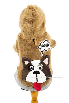 Designer Food Dog Hoodie