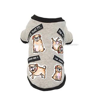 Designer Feed Me Dog Sweater