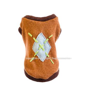 Designer Burlington Dog Sweater