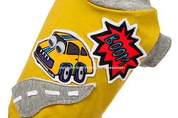 Designer Boom Dog Tee-Shirt