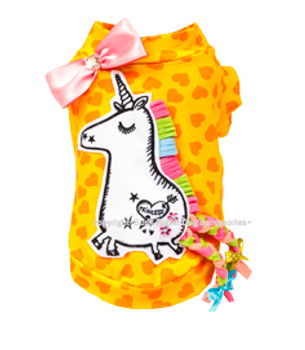 Designer Sweetheart Pony Dog T-Shirt