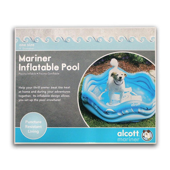 Pet Dog Inflatable Dog Pool
