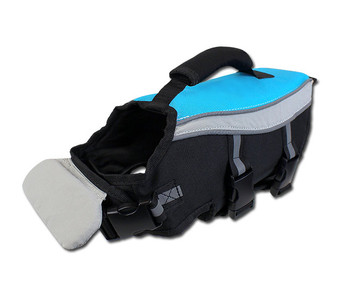 Pet Dog Water Adventure Life Jacket - Blue
