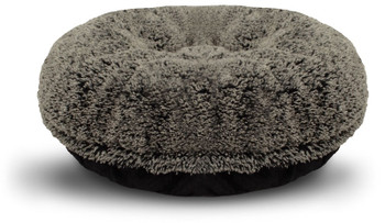 Bagel Pet Dog Bed - Midnight Frost - 5 sizes