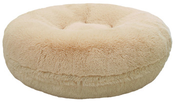 Bagel Pet Dog Bed - Blonde - 5 sizes