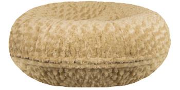Bagel Pet Dog Bed - Camel Rose - 5 sizes