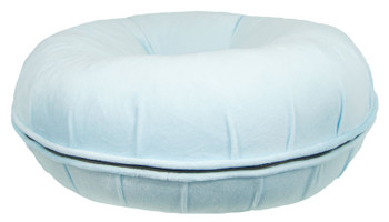 Bagel Pet Dog Bed - Heavenly Blue - 5 sizes