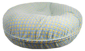 Bagel Pet Dog Bed - Robin Egg - 5 sizes