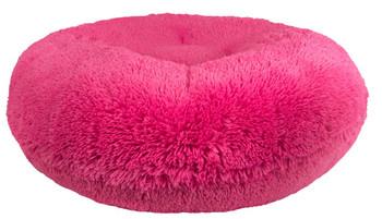 Bagel Pet Dog Bed - Lollipop Pink - 5 sizes