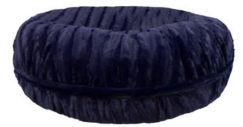 Bagel Pet Dog Bed - Midnight Blue - 5 sizes