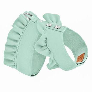 Mint Pinafore Harnesses by Susan Lanci