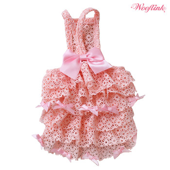 Wooflink Sugarlicious Dog Dress -Pink