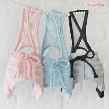 Wooflink Dog Sweatpants - Pink