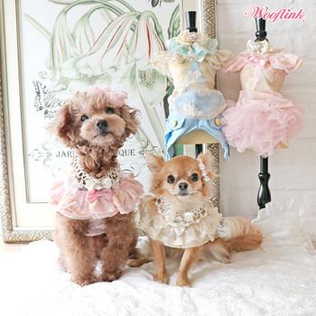 Wooflink Classy & Sassy Dog Necklace