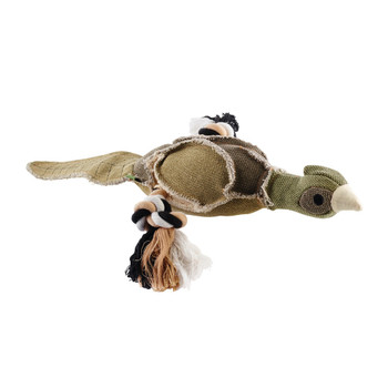 "Canvas Collection, 19"" Canvas Wild Duck Dog Toy"