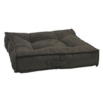 Coffee Microcord Piazza Pet Dog Bed