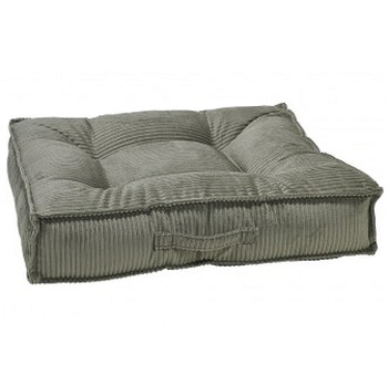 Silver Sage Microcord Piazza Pet Dog Bed