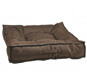 Cowboy Faux Leather Piazza Pet Dog Bed