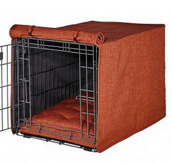 Tucson Microlinen Crate Cover