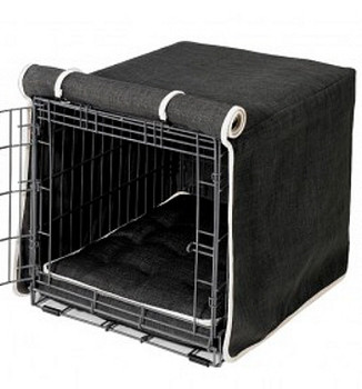 Storm Microlinen Crate Cover