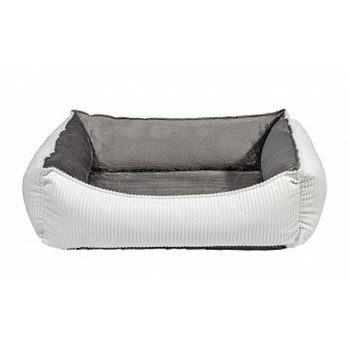 Oslo Ortho Pet Dog Bed - Marshmallow Cord