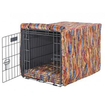 Aura Microvelvet Crate Cover