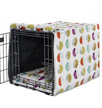 Luna Microvelvet Crate Cover