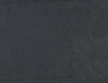 Flint Grey Microvelvet Crate Cover