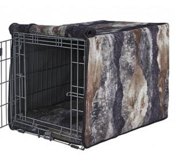 Sonoma Microvelvet Crate Cover
