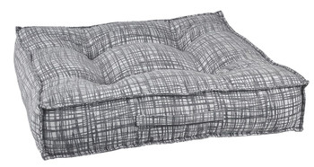 Tribeca Micro Jacquard Piazza Pet Dog Bed