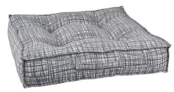 Tribeca Micro Jacquard Piazza Pet Dog Bed