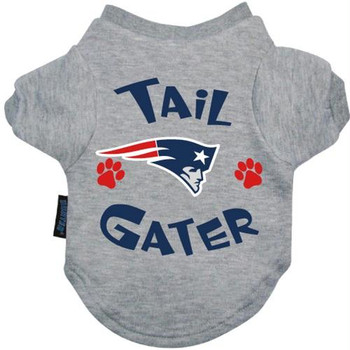 New England Patriots Tail Gater Tee Shirt