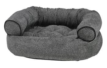Castlerock Chenille Double Donut Pet Dog Bed