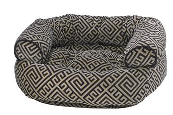 Avalon Microvelvet Double Donut Pet Dog Bed