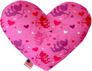 Heart Dog Toy - Cupid Hearts, 2 Sizes