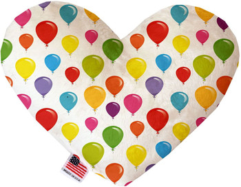Heart Dog Toy -  Balloons, 2 Sizes