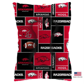 Arkansas Razorbacks Pet Slumber Bed