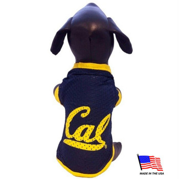 California Berkeley Athletic Mesh Pet Jersey