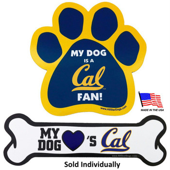 Cal Berkeley Car Magnets