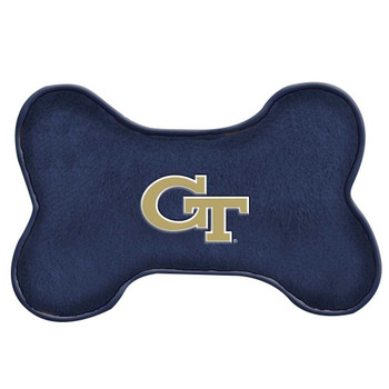 Georgia Tech Squeak Toy - Small