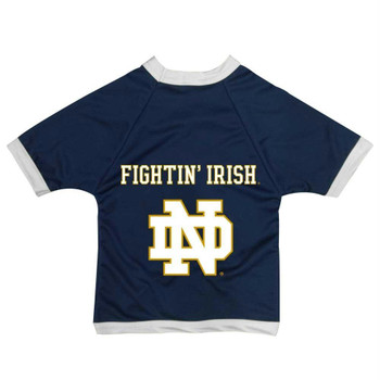 Notre Dame Fighting Irish Premium Pet Jersey - XX-Small