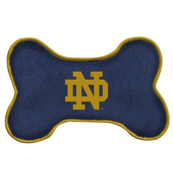 Notre Dame Fighting Irish Squeak Toy - Large