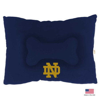 Notre Dame Fighting Irish Pet Slumber Bed - Medium