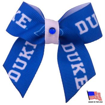 Duke Blue Devils Pet Hair Bow