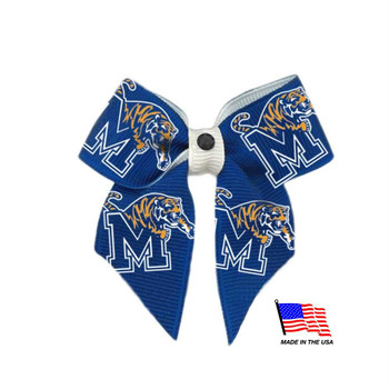 Memphis Tigers Pet Hair Bow