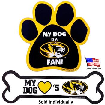 Missouri Tigers Car Magnets